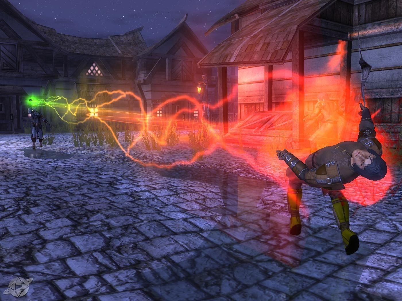 Neverwinter Nights 2. кадры из игры.
